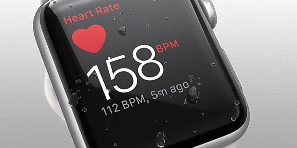 apple watch heart monitor