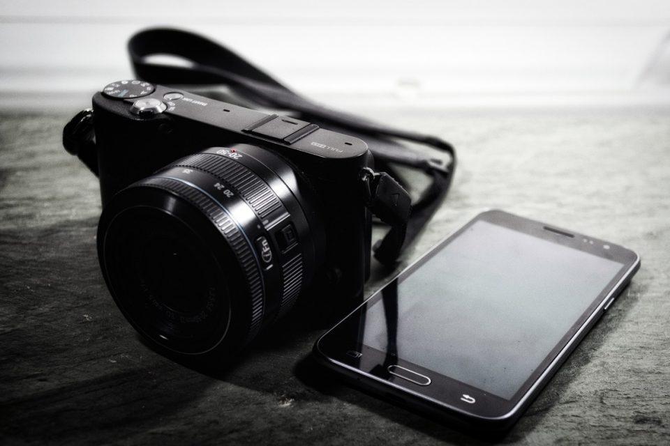 dedicated camera smartphone