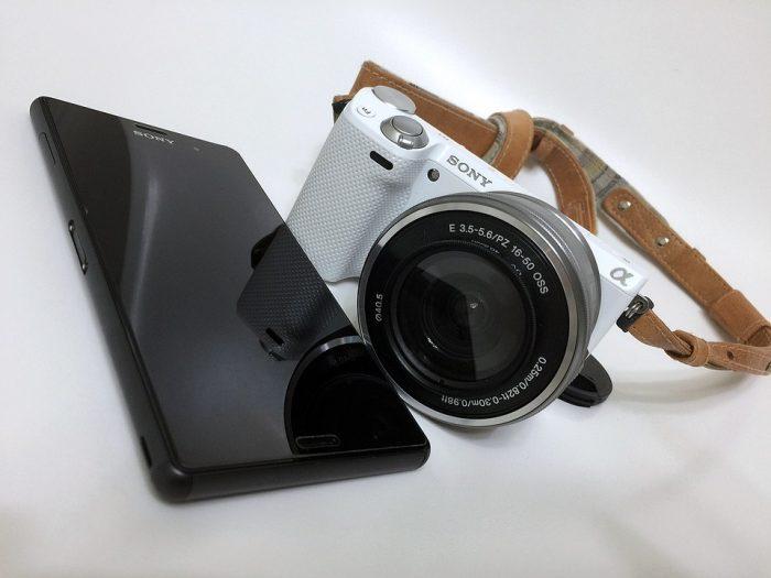 dedicated camera vs smartphone