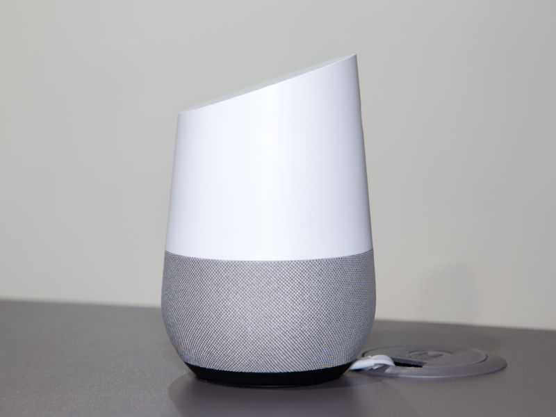 Google Home is also set to feature a bilingual Assistant.