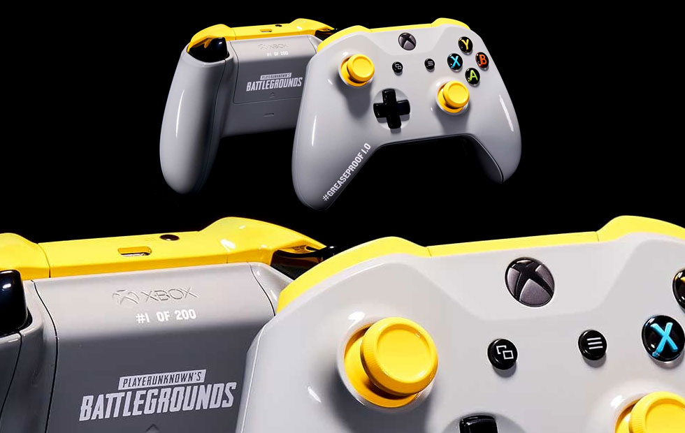 grease-proof controller