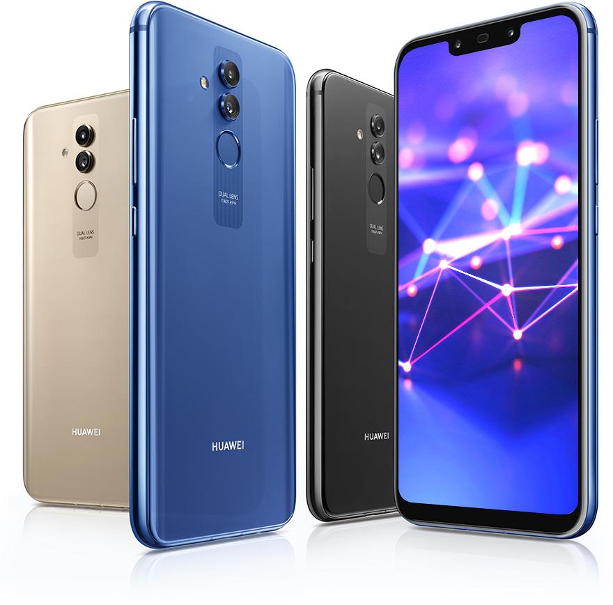 Huawei Mate 20 release date announced.