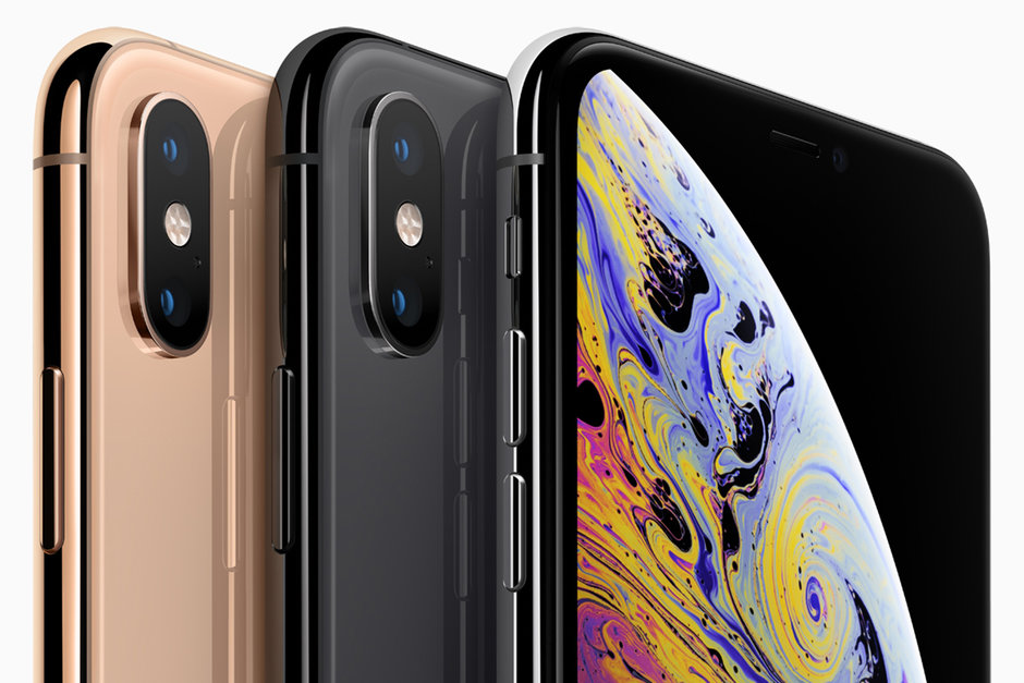 iPhone XS Max and XS