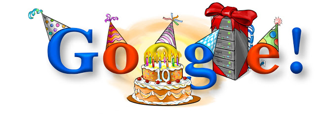 Google 10th Anniversary
