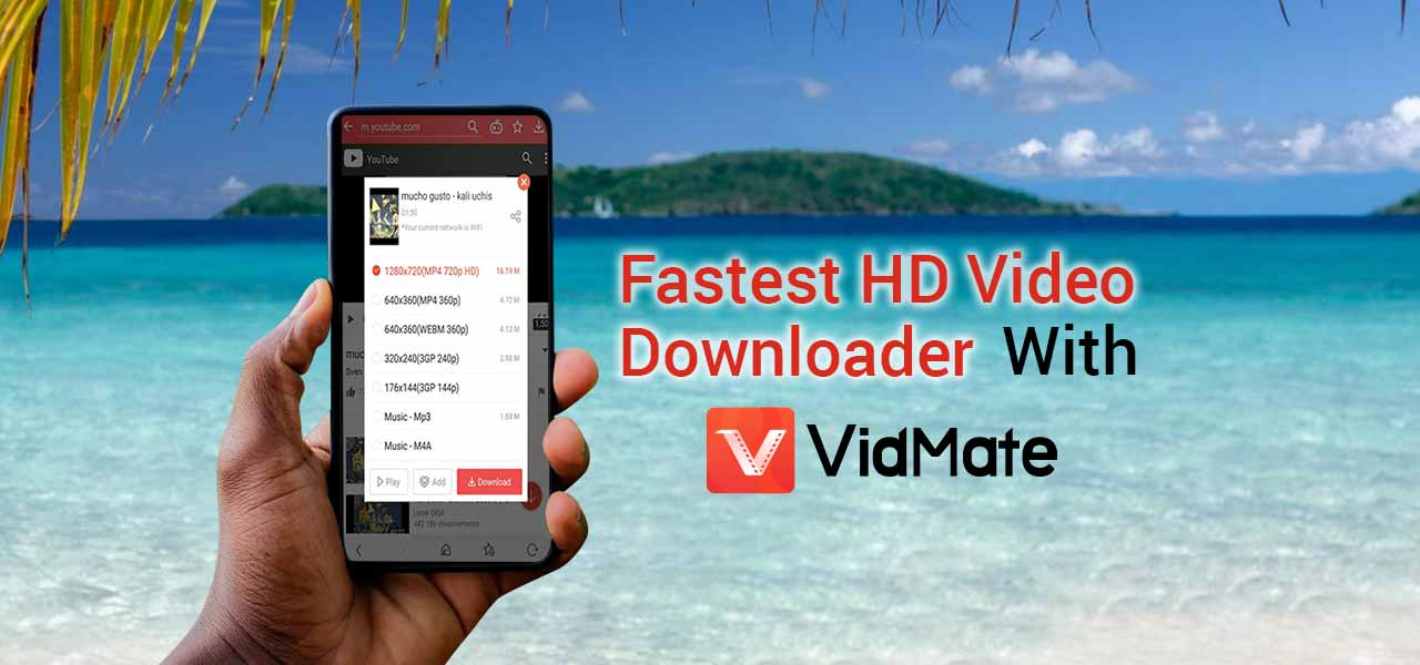 vidmate application the app you need for your video downloads