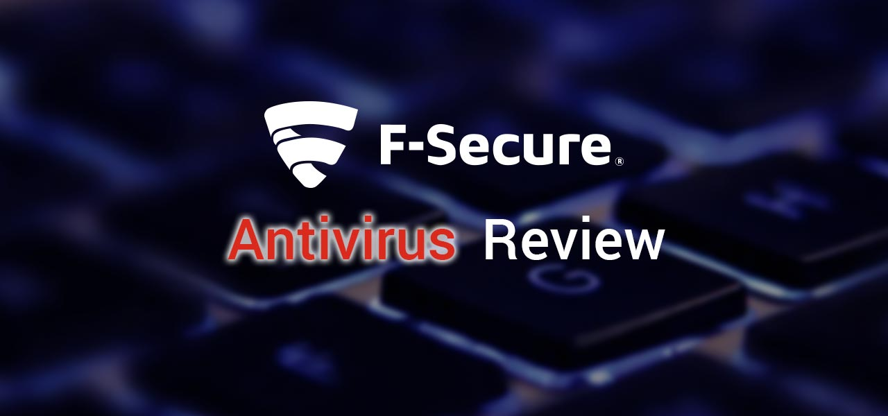 f secure antivirus a review