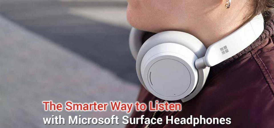 new microsoft surface headphones review