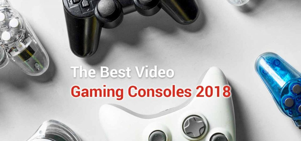 the best video gaming consoles