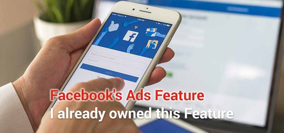 facebooks ads feature