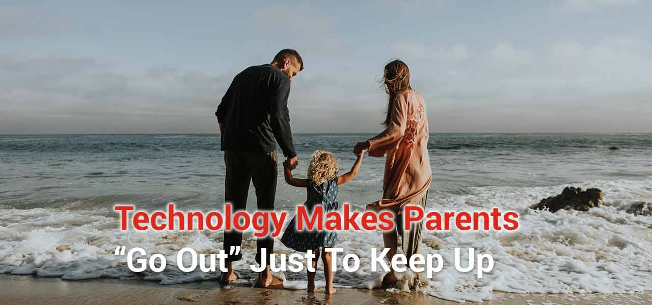 technology makes parents