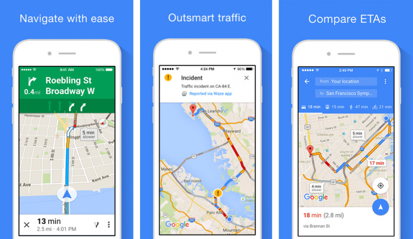 Google Map to Add the Amazing Waze Feature | Digitogy com