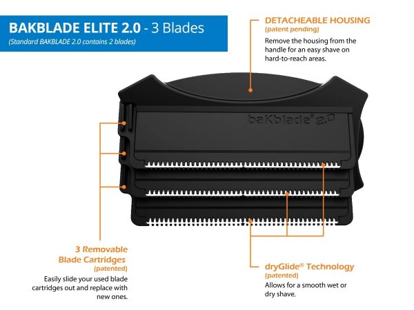 bakblade detachable blades