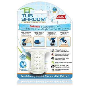 tubshroom packaging