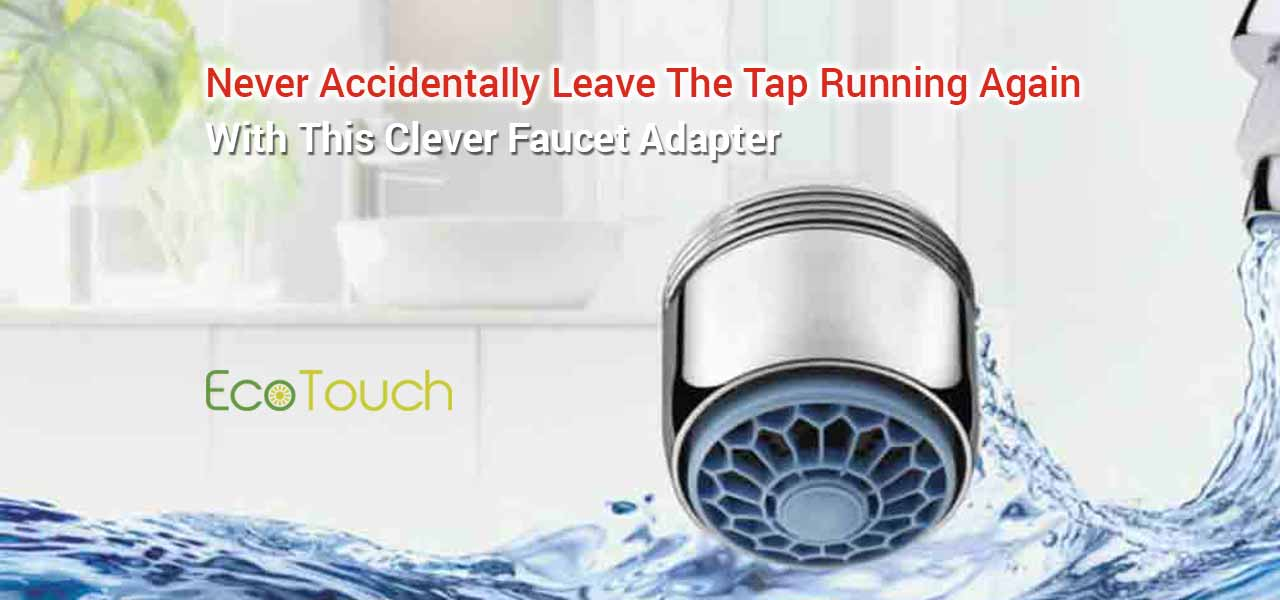 ecotouch tricks to save water