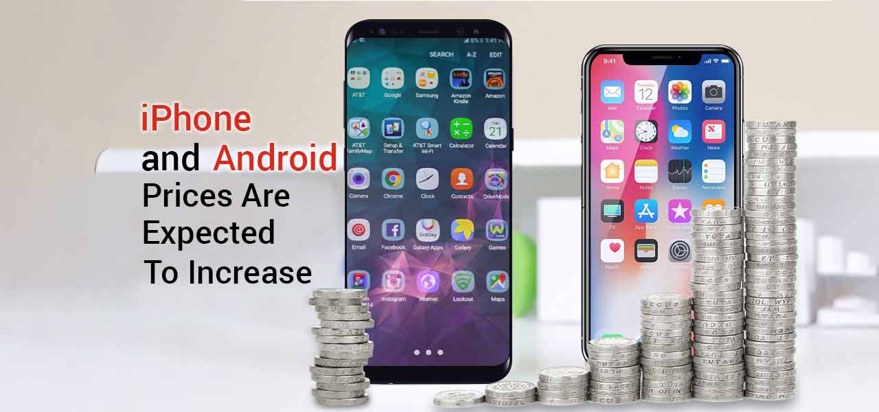 iphone android prices