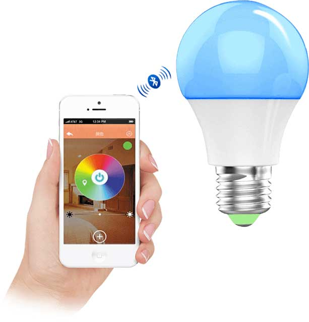 smartlight color bulb