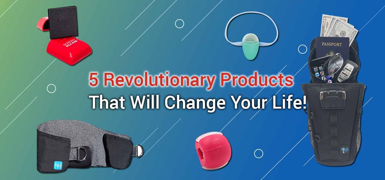 FB - 5 revolutionary products