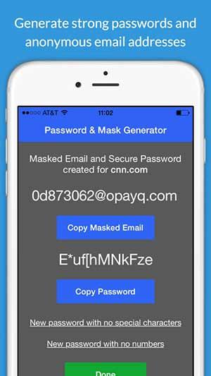 email masking