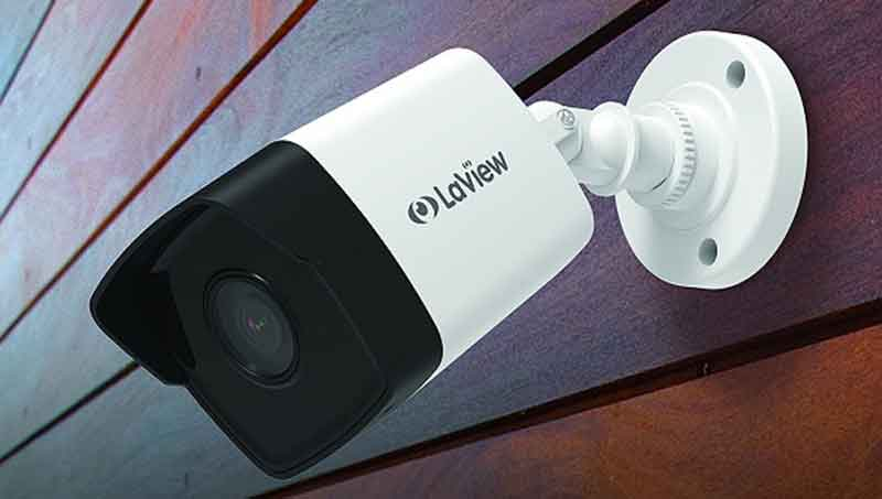 laview security camera system