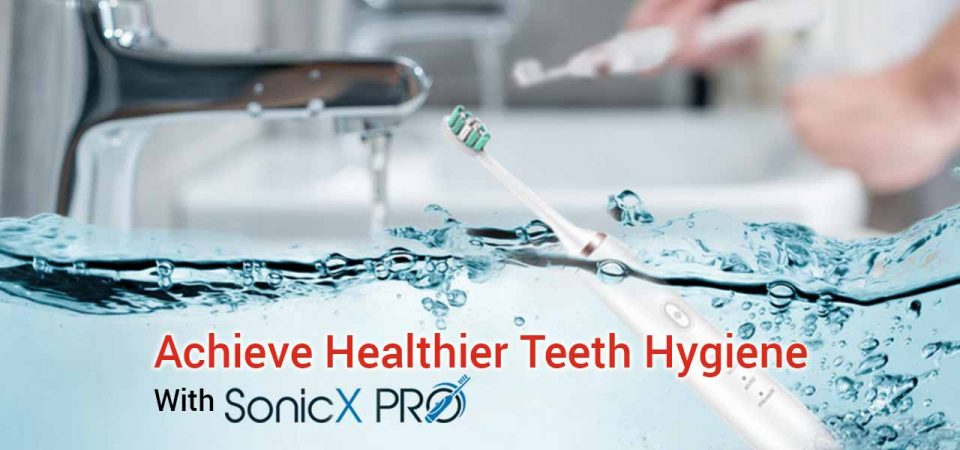 sonicx pro toothbrush review