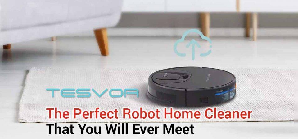 tesvor robot vacuum review
