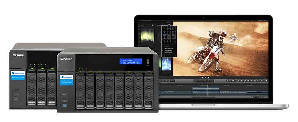 nas storage for video editing