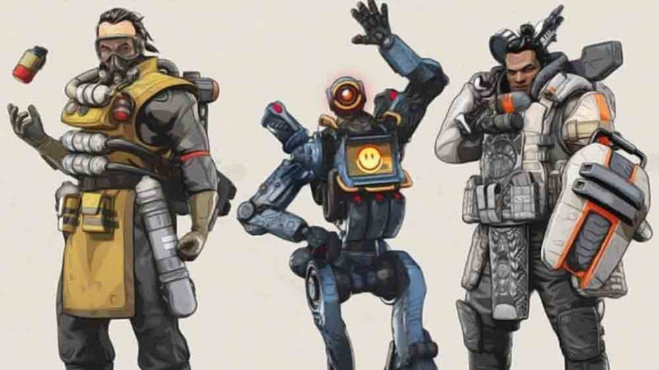 apex legends characters abilities