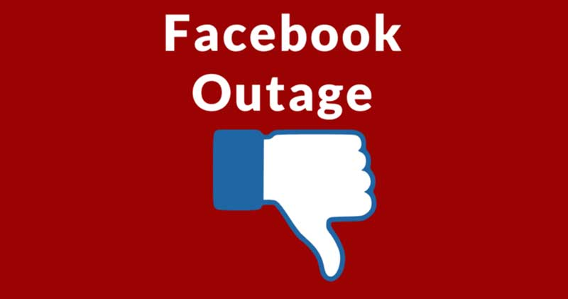 facebook outage cause