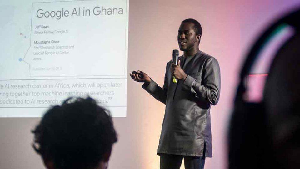 google lab ghana