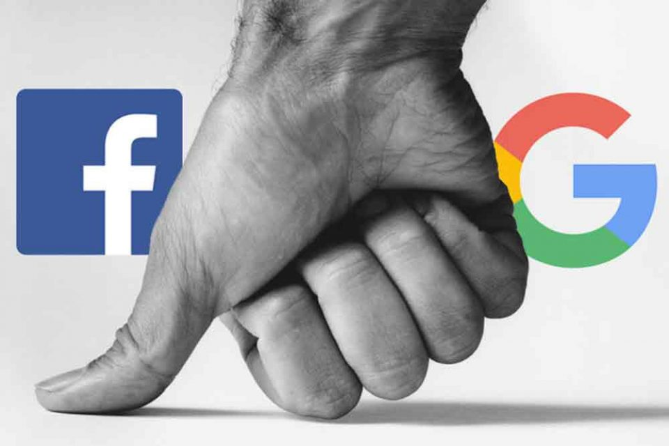 google and facebook advertising