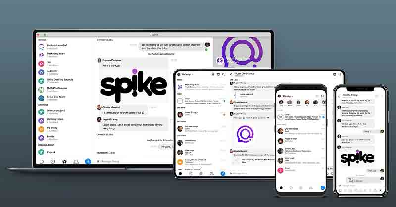 spike email windows