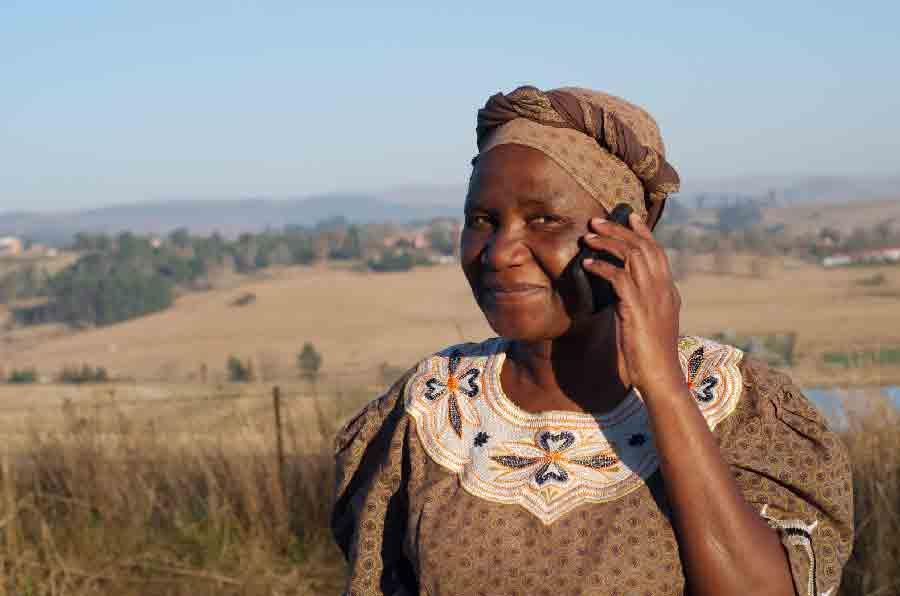 africa internet access