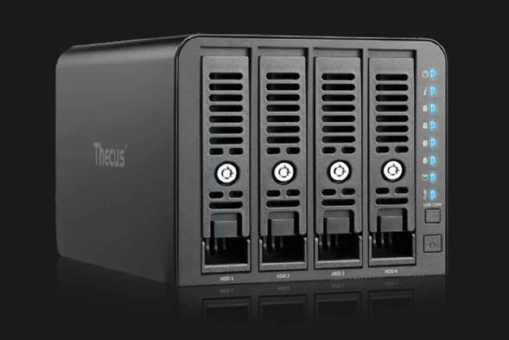 thecus nas review
