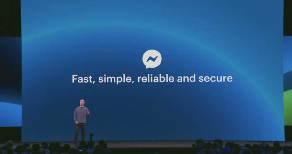 facebook new design 2019