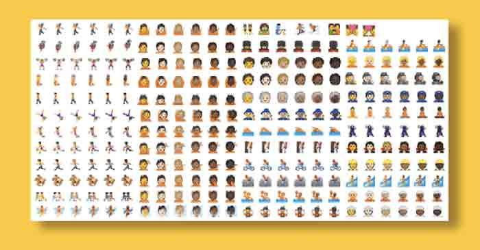 google emoji update