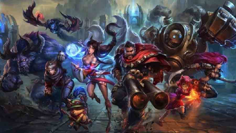 league of legends mobile game android