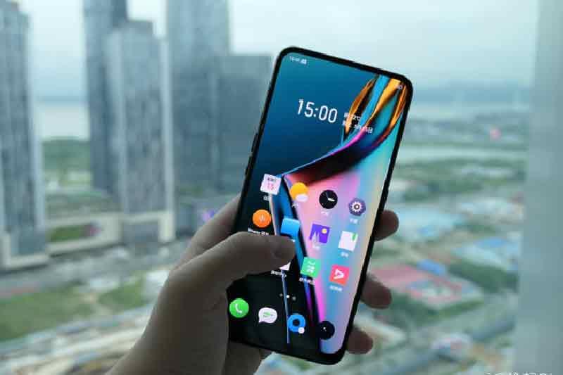 sony imx586 sensor phones