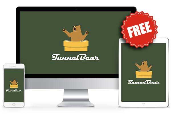 tunnelbear top free vpn