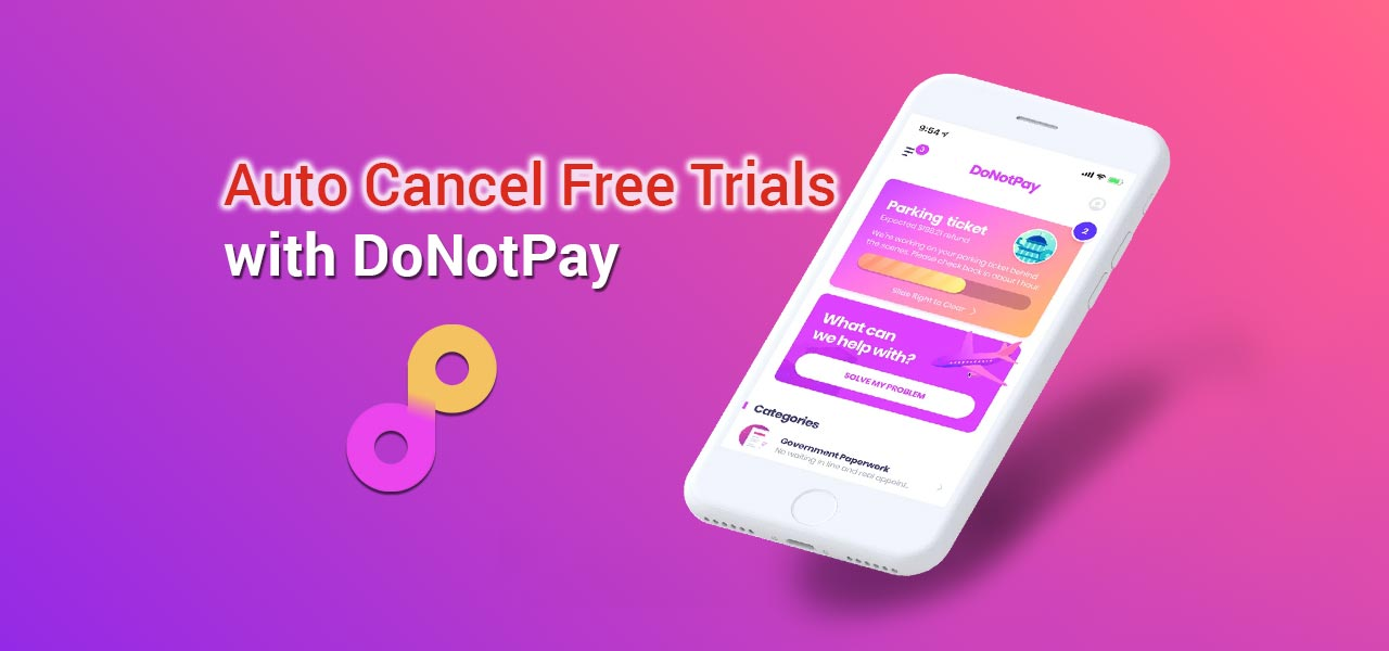 cancel free trials