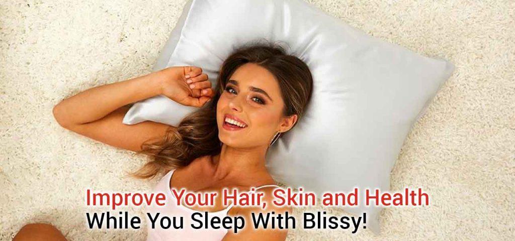 blissy silk pillowcase review