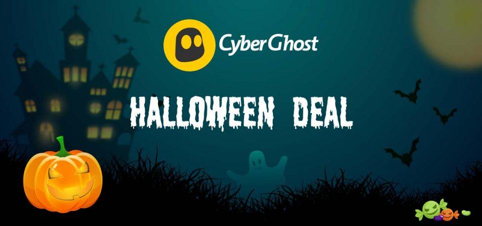 cyberghost halloween deal-en