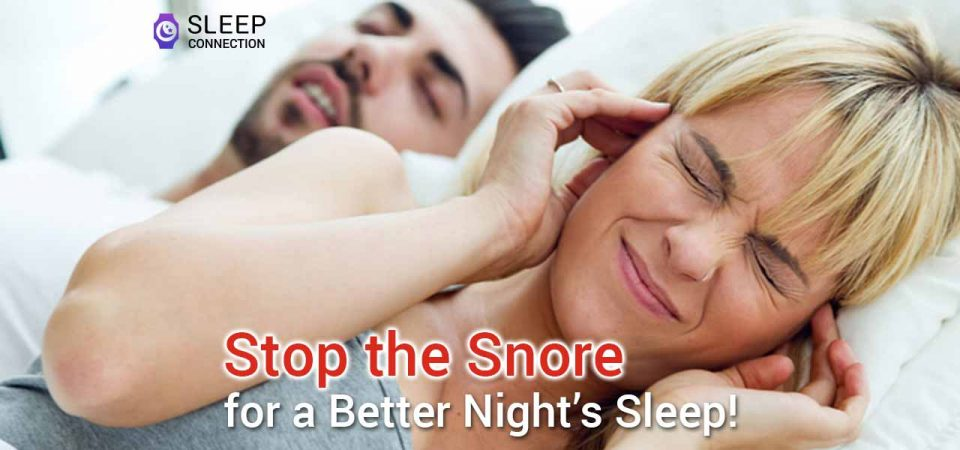 anti snore sleep connection review