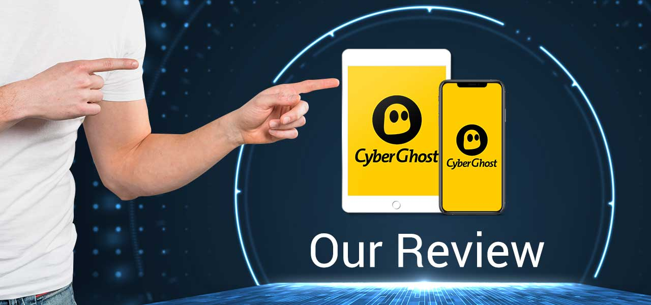 review cyberghost free trial