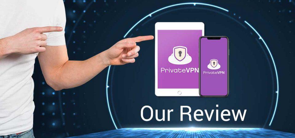 privatevpn review