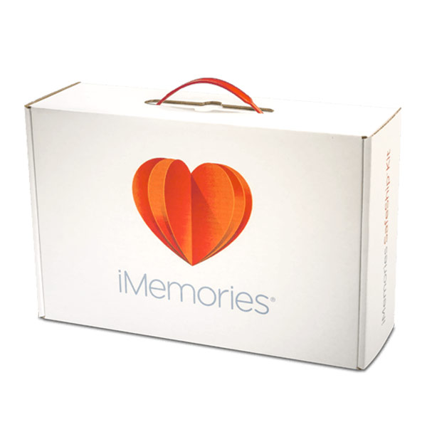 iMemories SafeShip Kit