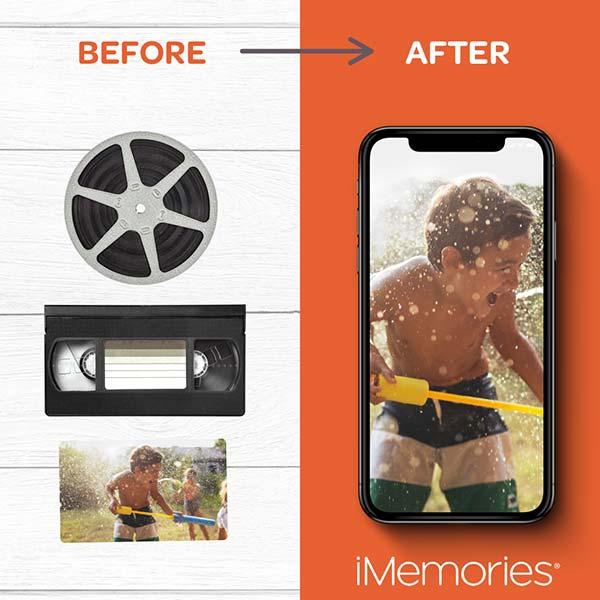 iMemories preserve your photos