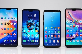 2018 Leading Android Phones