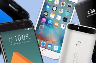 Week 42: Top 5 Trending phones