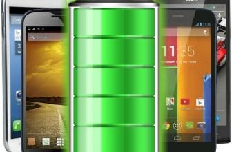 Smartphones with Big Batteries of 2018