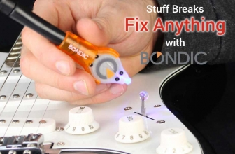 Bondic Liquid Plastic Welder: Say Goodbye to Super Glue